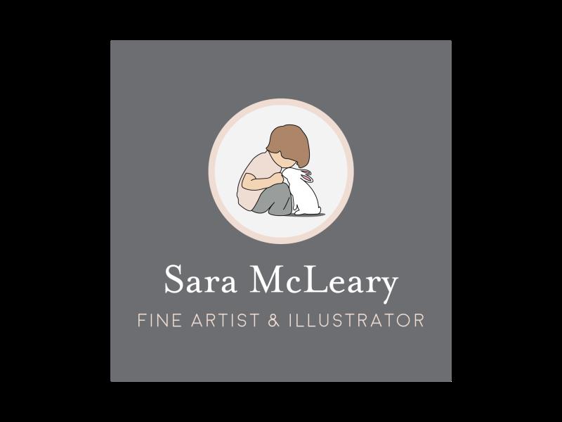 Sara McLeary Business Card